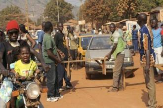 Centrafrique : François Hollande veut éviter la partition du pays