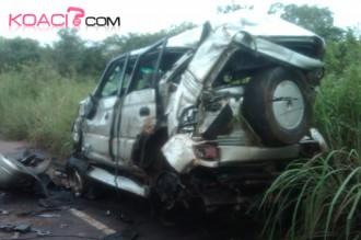 Le Chef coutumier de Dabakala meurt dans un accident de circulation.