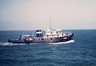 BENIN: Un navire italien attaqué par des pirates au large et un cador de la drogue arrêté