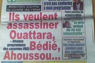 TRIBUNE COTE D'IVOIRE : Attaques contre les FRCI : négligence meurtrière