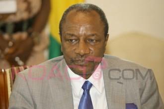 GUINÉE : Alpha Condé propose une solution de sortie de crise, lÂ'opposition la rejette