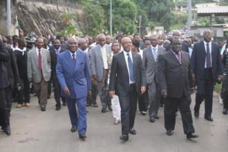 GABON : Vers lÂ'évaluation de la santé physique et mentale dÂ'André Mba Obame