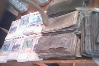 BURKINA FASO : Une usine de faussaire de FCFA démantelée