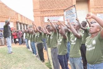 COTE D'IVOIRE : Exclu de l'université de Cocody, le SG de la FESCI refuse de partir