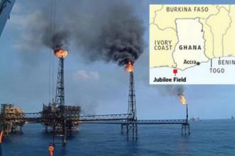 GHANA - COTE D'IVOIRE:  A qui reviendra le site pétrolier du Jubilé Oil ?