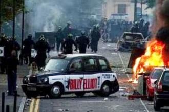 GHANA:  Les émeutes en Angleterre empêchent la tenue du match Ghana-Nigeria