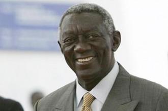 GHANA: Instabilité démocratique en Afrique, Kufuor jette le blà¢me sur les leaders politiques