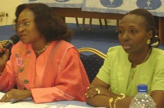 COTE D'IVOIRE: Salimata Porquet tire à boulet rouge sur le projet Thimo!
