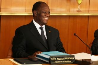 COTE D'IVOIRE: Lancement du projet THIMO: Alassane Ouattara promet 50 000 emplois dans les 18 mois !