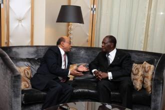 Côte d'Ivoire : Alassane Ouattara s'interesse de près au prix Mo Ibrahim