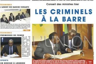 GABON : Ali Bongo veut punir sévèrement «les auteurs des crimes de sang, dÂ'agressions sexuelles et dÂ'anthropophagies »
