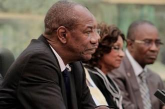 GUINÉE : Alpha Condé commence de balayer lÂ'administration et la justice