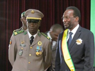 MALI : Présidence de la République : Modibo Sidibé réaffirme sa « disposition totale et entière » pour accompagner Dioncounda Traoré