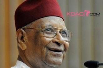 Amadou Makhtar Mbow fait le bilan des assises nationales