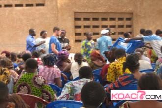 Un équipage sanitaire américain débordé par la pauvreté au Togo