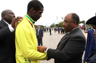 GABON : Ali Bongo Ondimba rend hommage à la jeunesse gabonaise
