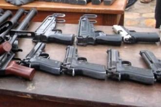 GHANA: Arrestation et saisie dÂ'armes dans un camp de réfugies ivoiriens