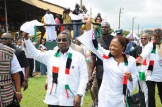 GHANA : Fin du suspens, Atta Mills remporte les primaires du NDC