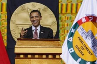 GHANA:  Affaire homosexuelle : Obama défie le Ghana avec lÂ'aide américaine