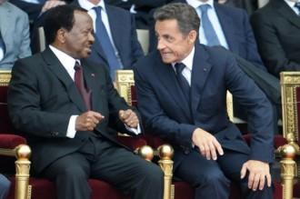 La France là¢che progressivement Paul Biya