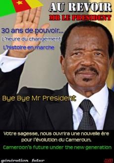 Bye Bye Mr PRESIDENT