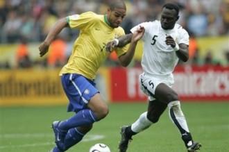 GHANA: Les Black Stars sÂ'apprêtent à croiser le Brésil