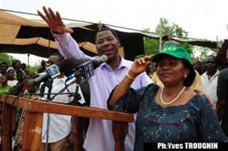 BENIN: Boni Yayi annonce un gouvernement diminué, parle de sa refondation et rend gratuit les soins du paludisme