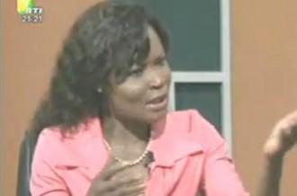 COTE D'IVOIRE : Calixthe Beyala inculpée pour «des faits de recel de fonds volés ou détournés et de blanchiment de capitaux»