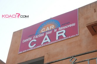 Le CAR propose une refondation et condamne les violations des libertés