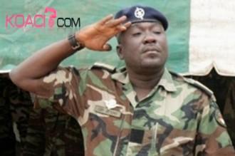COTE D'IVOIRE: Le commandant Hervé Touré à la tete des services de renseignement