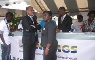 GABON : La CNAMGS remporte les Trophées de lÂ'administration gabonaise