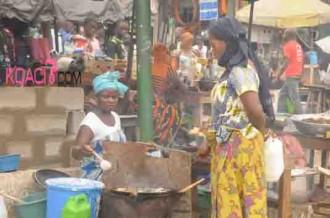 YOPOUGON: Les déguerpis réapparaissent avec le commerce à la « va vite »