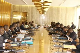 COTE D'IVOIRE: Communiqué suite au Conseil des ministres du 29 Février 2012