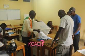 LÉGISLATIVES COTE D'IVOIRE: Revers local, succès international