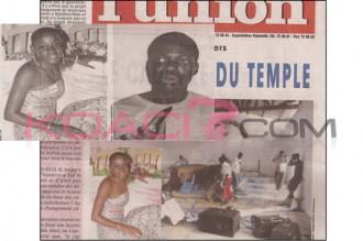 GABON : Horreur à Libreville: crime rituel, une jeune fille tuée et enterrée par son petit ami, un pasteur et son fils