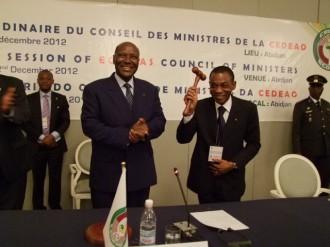 Côte dÂ'Ivoire :  APE, les négociations dans la zone CEDEAO conclues à la fin de la lÂ'année !