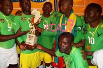 FOOTBALL : Les Eperviers du Togo enlèvent la grande finale du Maracana
