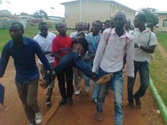 GABON : Les étudiants et lÂ'assurance maladie au Gabon