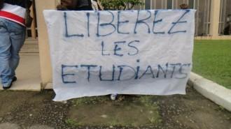 BENIN : Deux policiers blessés et des dizaines dÂ'étudiants arrêtés au Campus dÂ'Abomey-Calavi