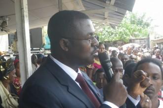 GUINEE: Faya Millimono attaque Facinet Touré: ''  il faut traduire le médiateur devant la justice pour ses propos contre les peulhs''.