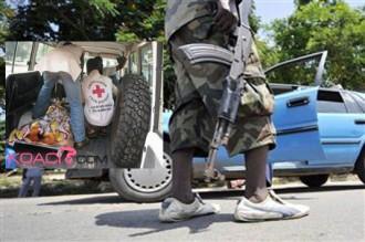 CI: Exaction des éléments des Frci: Une dame abattue à Yopougon