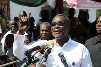 GHANA: Les fossoyeurs dÂ'Atta Mills dans la confusion