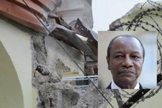 GUINEE: Les objets de l'attaque dans les mains de la justice