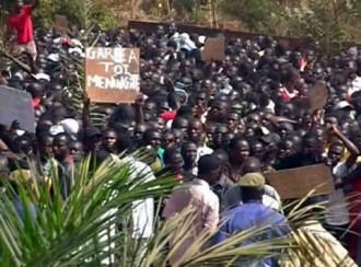 BURKINA: Justice: pas de consensus avec les haut magistrats