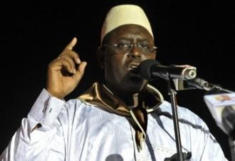 SENEGAL : Macky Sall répond à Abdoulaye Wade : « vous ne pouvez pas me distraire »