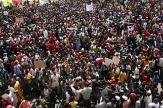 Sénégal : Première grande manif anti Macky Sall à Dakar !