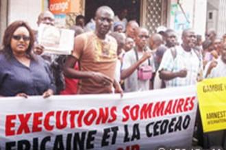 SÉNÉGAL : Dakar dénonce la dictature de Yayha Jammeh !