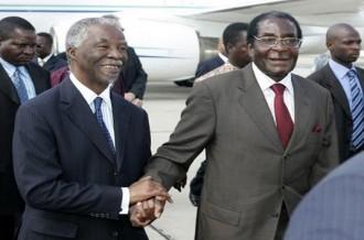 Mbeki a-t-il déçu lÂ'Afrique ?
