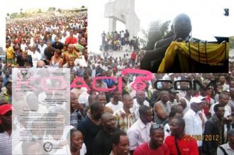 GABON :  Zacharie Myboto : «S'il n'y a pas de Conférence Nationale Souveraine avant Octobre, nous demanderons le départ d'Ali Bongo»
