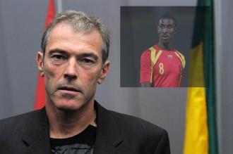 FOOTBALL : Privé de salaire lÂ'entraîneur du Syli national de Guinée croit aux promesses d'Alpha Condé